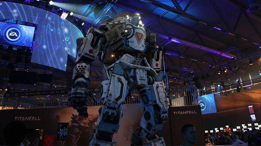 TitanFall Promotion