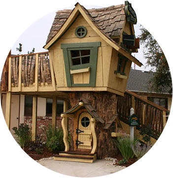 Treeless Tree House Plans Free on large dollhouse plans free
